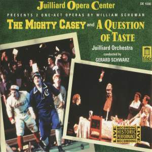 Juilliard Opera Center presents Two One-Act Operas by William Schuman Product Image