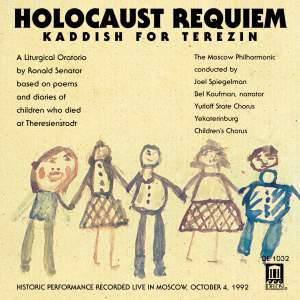 Senator: Holocaust Requiem, Kaddish for Terezin & Smetana: Vltava Product Image