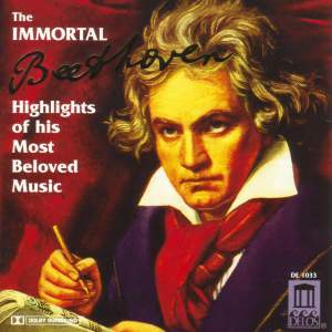 The Immortal Beethoven Product Image