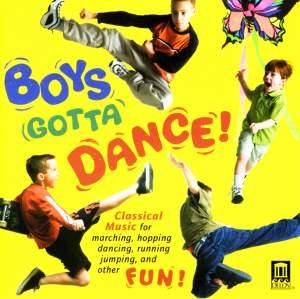 Boys gotta Dance! Product Image