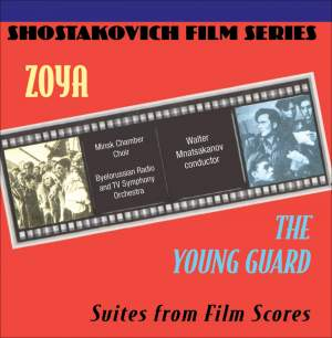 Shostakovich: The Young Guard Product Image