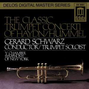 The Classic Trumpet Concerti of Haydn & Hummel Product Image