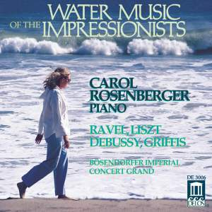 Water Music of the Impressionists Product Image