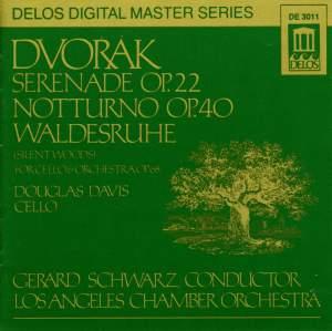 Dvorak: Serenade for Strings, Waldesruhe & Nocturne in B major Product Image