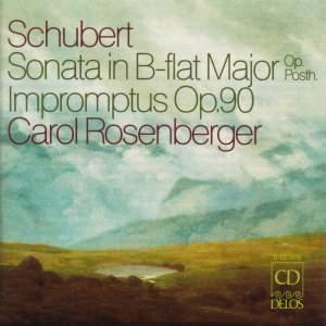 Schubert: Piano Sonata No. 21 & 4 Impromptus Product Image
