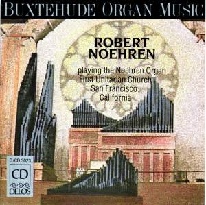 Buxtehude Organ Works Product Image