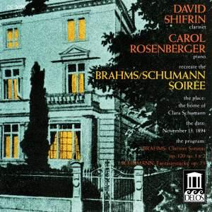 Brahms/Schumann Soiree Product Image