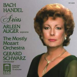 Bach/Handel: Arias Product Image