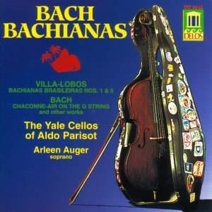 Bach Bachianas Product Image
