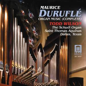 Maurice Duruflé: Complete Organ Music Product Image