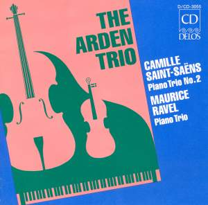 Saint-Saëns & Ravel: Piano Trios Product Image