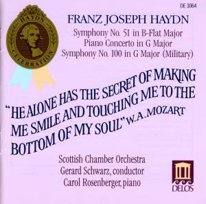 Haydn: Symphonies & Keyboard Concerto Product Image