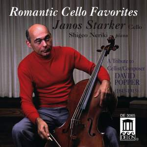 Romantic Cello Favourites Product Image