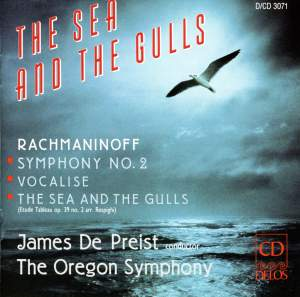Rachmaninov: The Sea and the Gulls Product Image