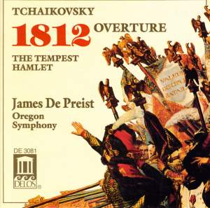 Tchaikovsky: The Tempest, Op. 18, etc. Product Image