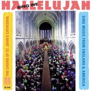 Sing We Hallelujah Product Image
