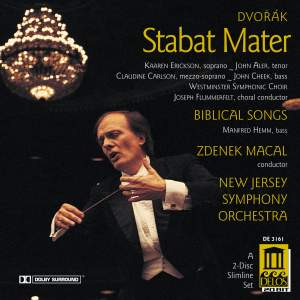Dvorak: Stabat Mater & Biblical Songs Product Image