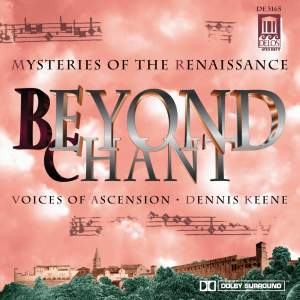 Beyond Chant - Mysteries of the Renaissance Product Image