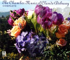The Complete Chamber Music of Claude Debussy Product Image