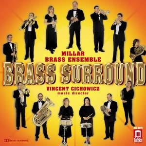 Brass Surround Product Image