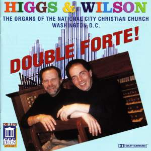 Higgs & Wilson - Double Forte! Product Image