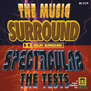 The Music Surround Spectacular - The Tests Product Image