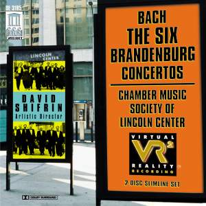 Bach, J S: Brandenburg Concertos Nos. 1-6 BWV1046-1051 (complete) Product Image