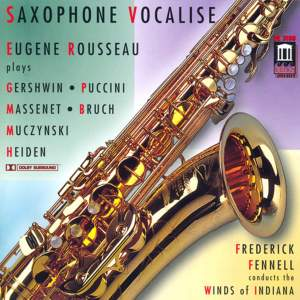 Saxophone Vocalise Product Image