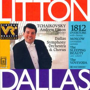 Litton conducts Tchaikovsky Product Image