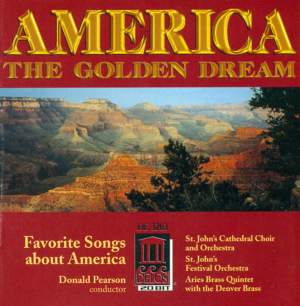 America, The Golden Dream Product Image