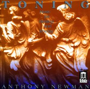 Anthony Newman: Toning - Music for Healing and Energy Product Image