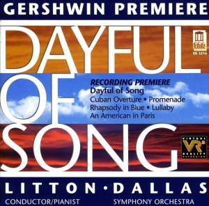 Dayful of Song - Music of Gershwin Product Image
