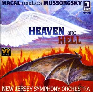 Heaven and Hell Product Image