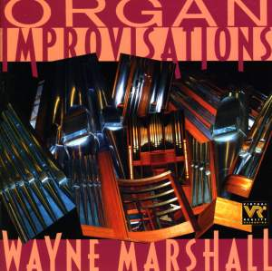 Wayne Marshall - Organ Improvisations Product Image