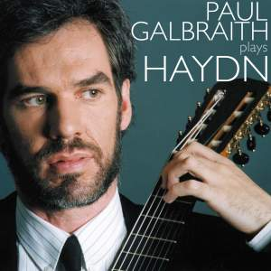 Paul Galbraith plays Haydn Product Image