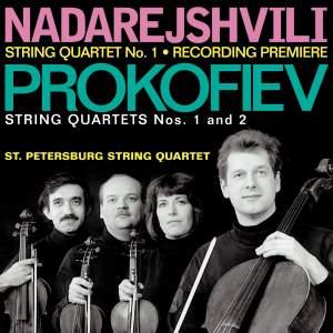 Nadarejshvili & Prokofiev: String Quartets