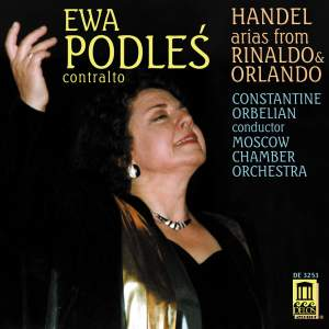 Handel: Arias from Rinaldo & Orlando Product Image