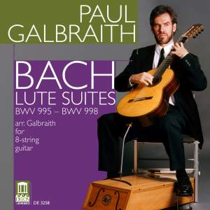 Bach: Lute Suites Product Image