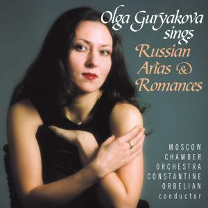 Russian Arias & Romances Product Image