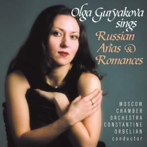 Russian Arias & Romances