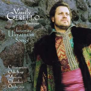 Favorite Ukrainian Songs Product Image