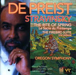 Stravinsky: The Rite of Spring & The Firebird Suite Product Image