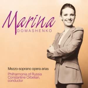 Marina Domashenko: Opera Arias