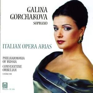 Mascagni / Puccini / Leoncavallo / Catalani / Cilea / Verdi: Italian Opera Arias