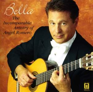 Bella: The Incomparable Artistry of Angel Romero Product Image
