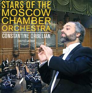 Stars of the Moscow Chamber Orchestra Product Image