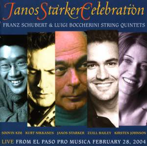 Janos Starker Celebration Product Image