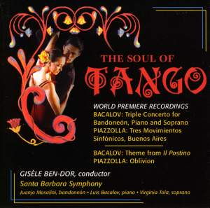 The Soul of Tango Product Image
