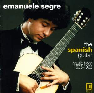 The Spanish Guitar Product Image