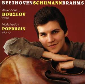 Beethoven, Schumann and Brahms: Works for Cello and Piano Product Image